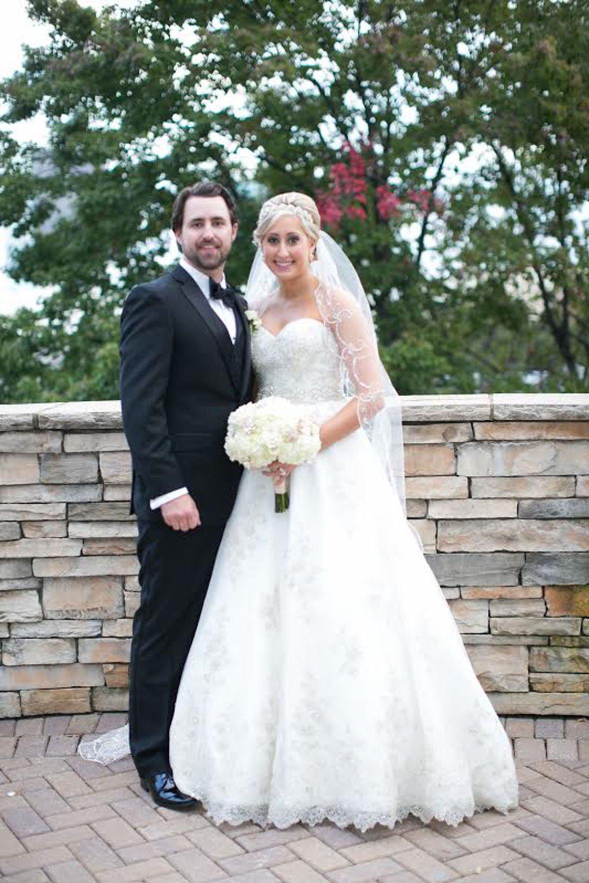 Mr. and Mrs. John Francis Hogan