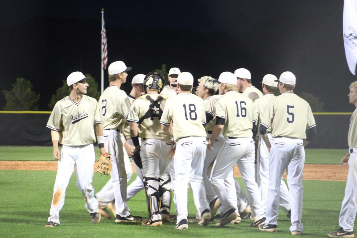 Rockmart's Ty Floyd finishes with no-hitter May 14