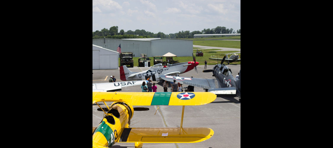 Wings and Wheels Fly-In and Car Show to be held May 26 at Tom B. David Airport