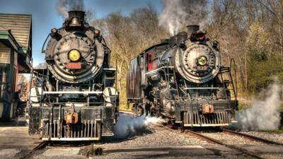 Summerville Trains and Tracks Expo