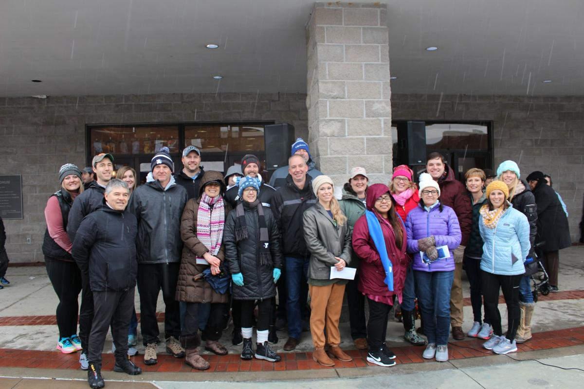 Heart of the Community Celebrations undeterred by snow