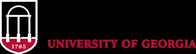 UGA small business development center logo