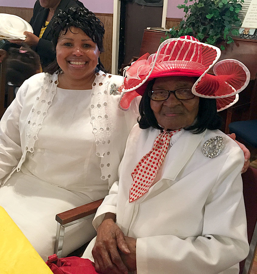Parade offers 106th birthday bash for North Rome woman