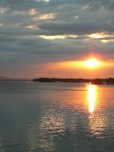 Weiss Lake Sunset