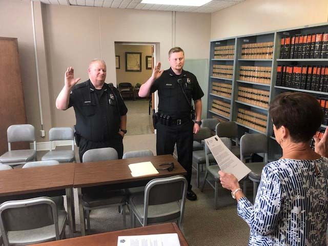 PSD PD adds two more to force