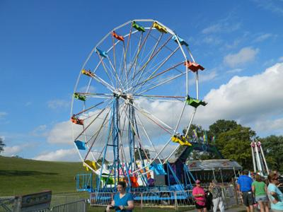 Walker County fair