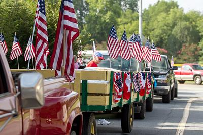 Lindale Independence Parade 2018