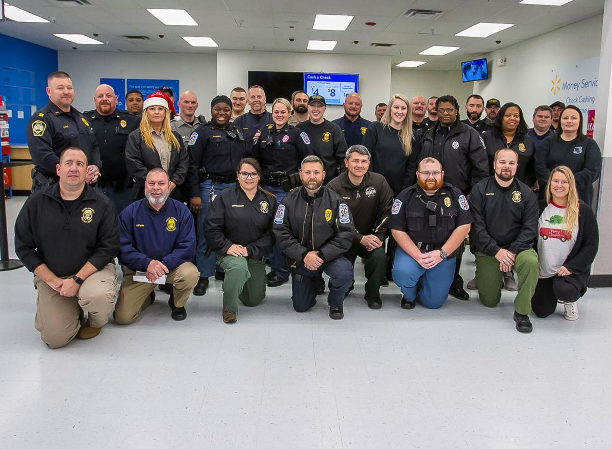 Christmas With Cops