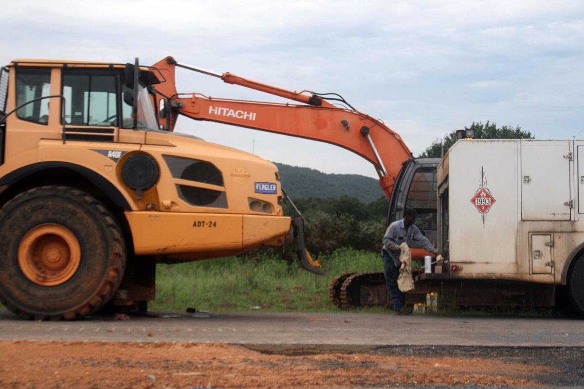 Highway 140 widening continues, not expected to be completed until 2021