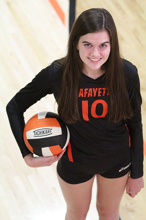 VOLLEYBALL: Jillian Morgan named Walker Co. Player of the Year