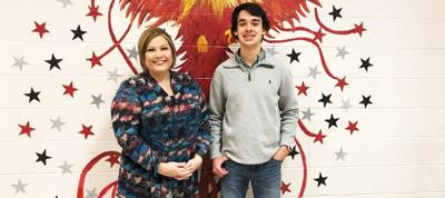 Graves named Sonoraville High's STAR Student