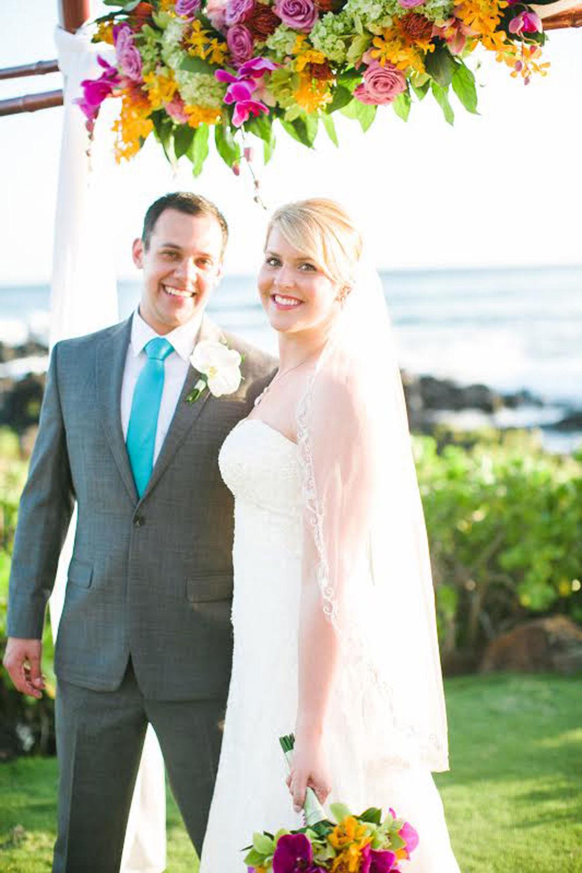 Joshua Salas and Lauren Ramey
