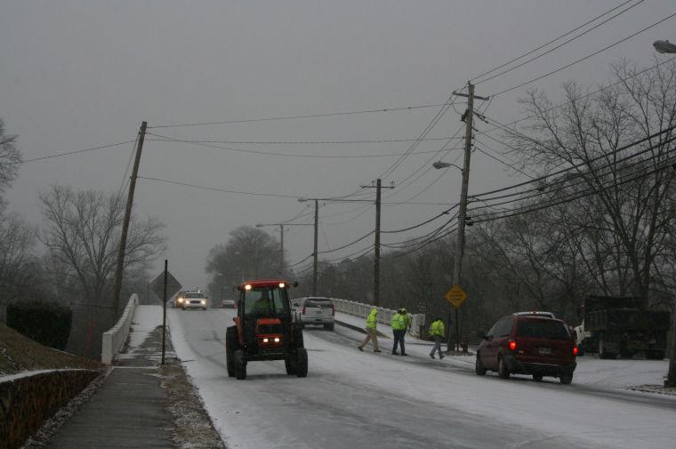 Cedartown Snow Day 4