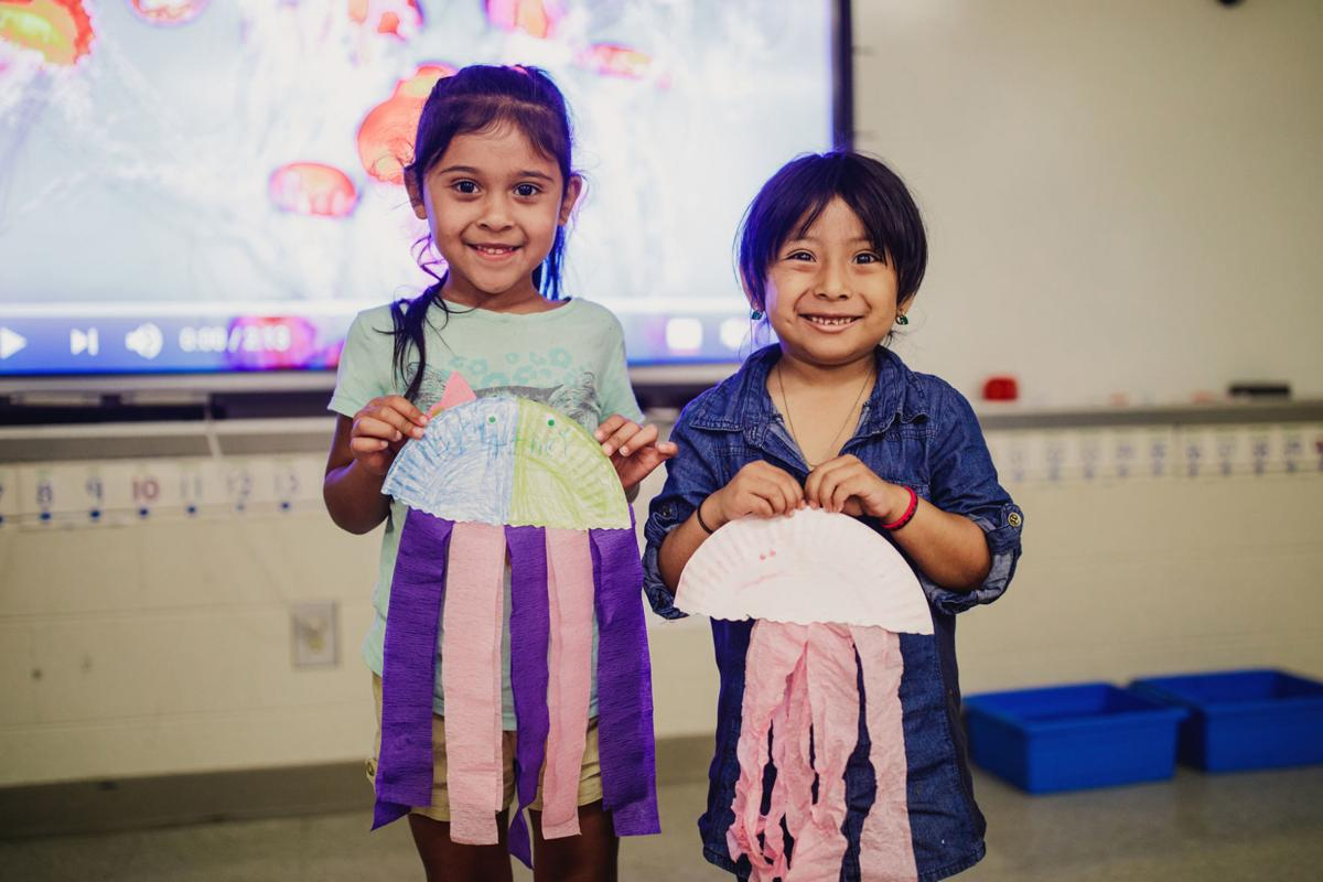 West Central Elementary hosts Camp Learn A Lot