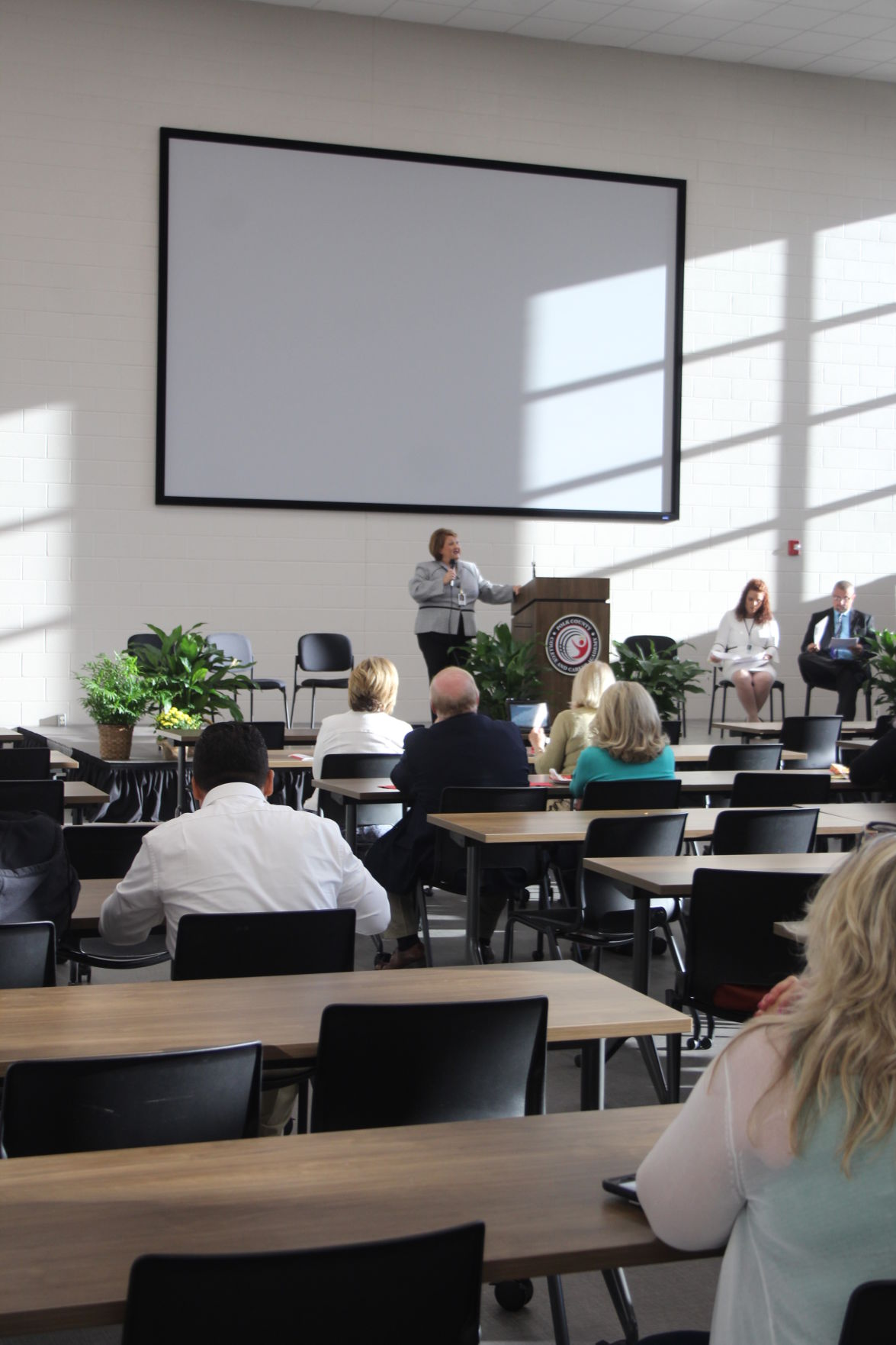Polk School District Community Presentation