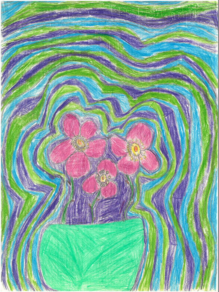 Young Artist - Mylah Merritt