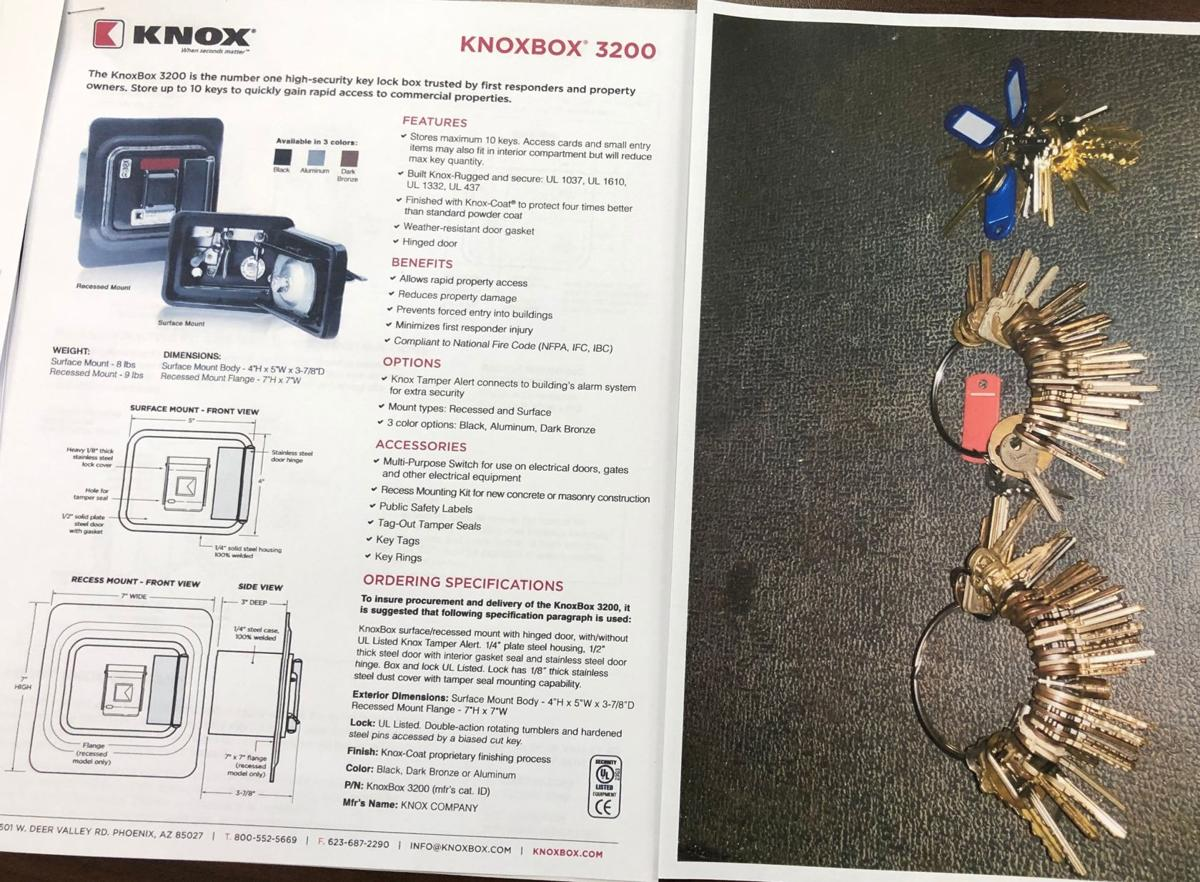 KnoxBox access