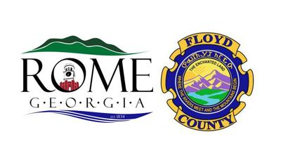 Rome-Floyd logos
