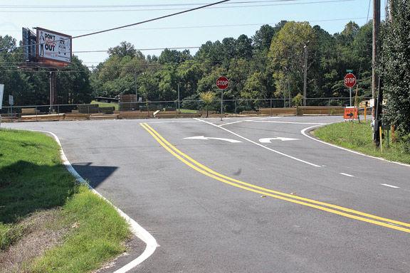 Revamp of Chapman Road