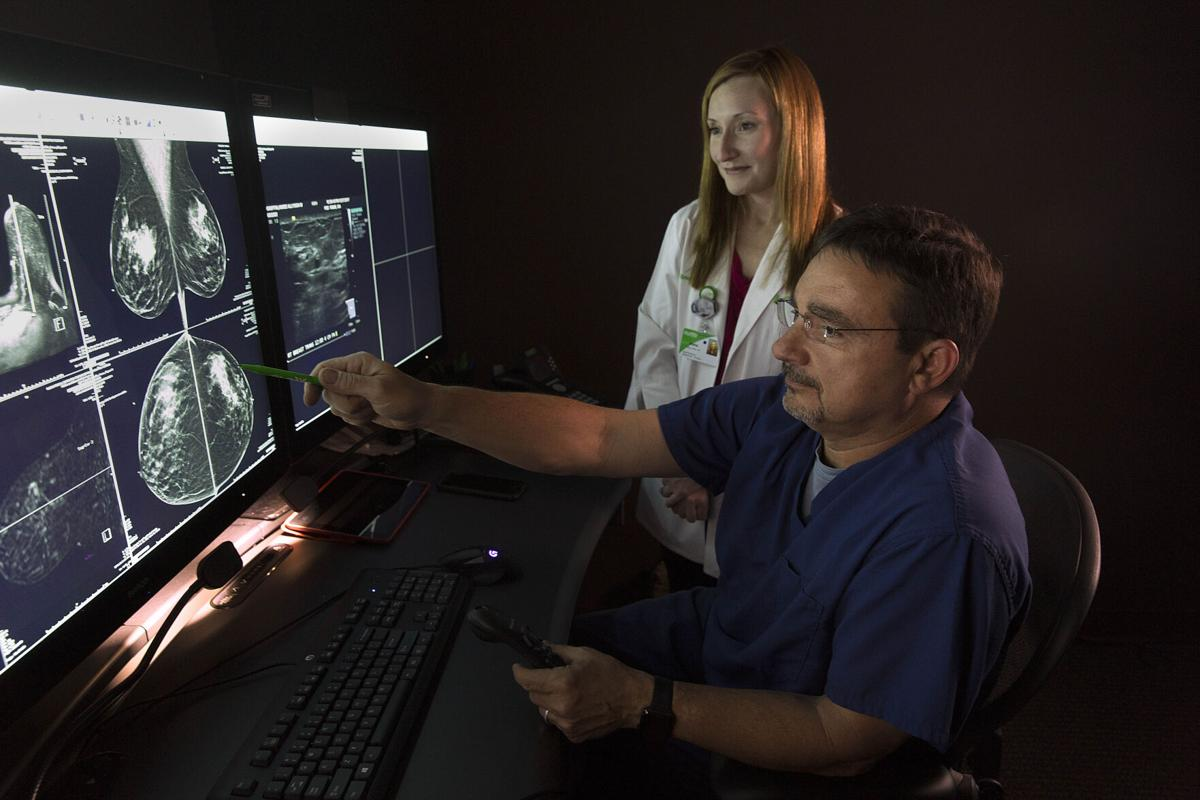 Early detection key to fighting breast cancer