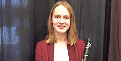 Gordon Central's Volzer selected to All-State Band for 5th consecutive year