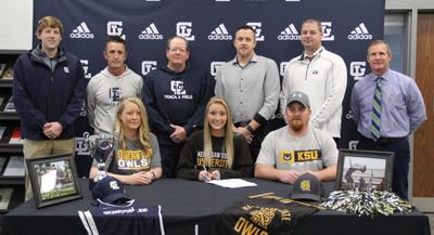 Kaylee Brown signs with Kennesaw State