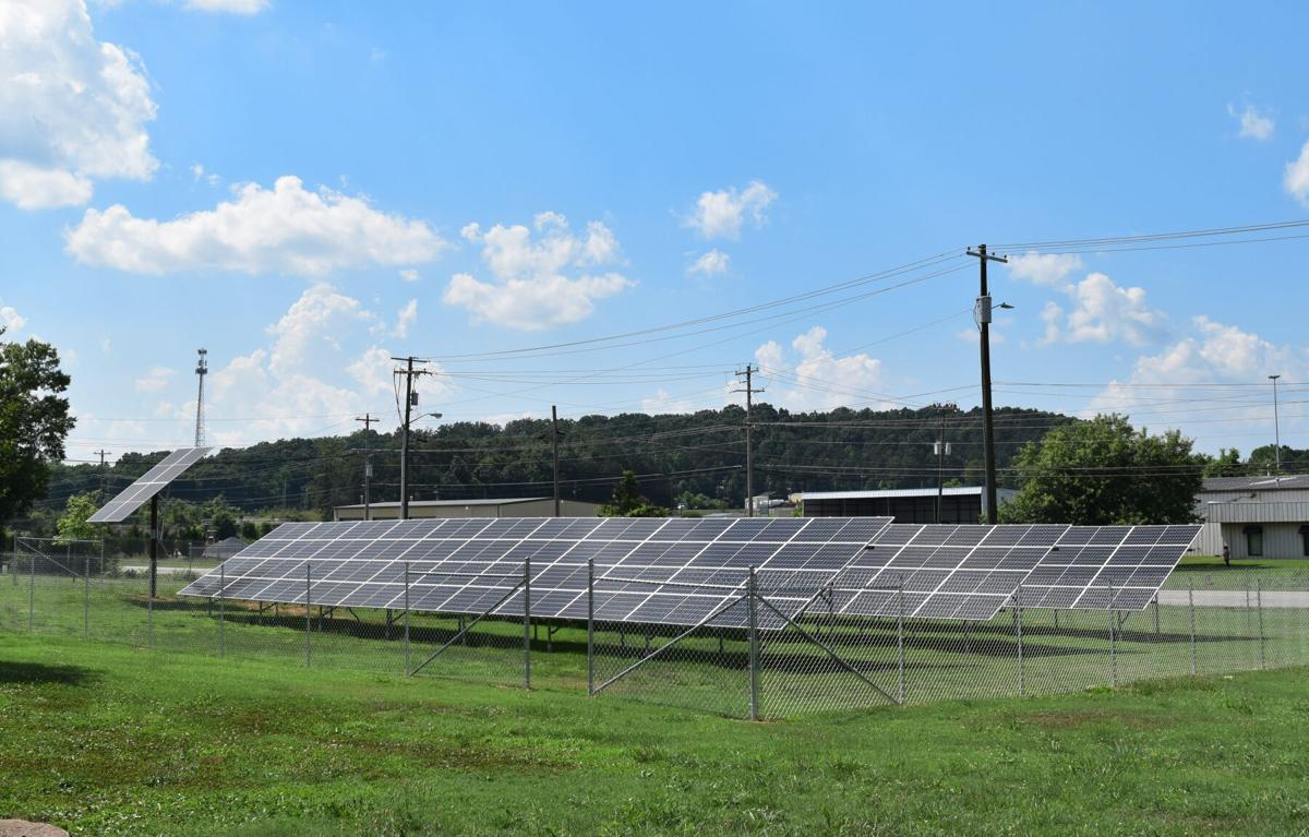 City's solar array will serve as local educational tool