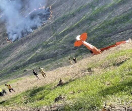 Cave Spring plane crash