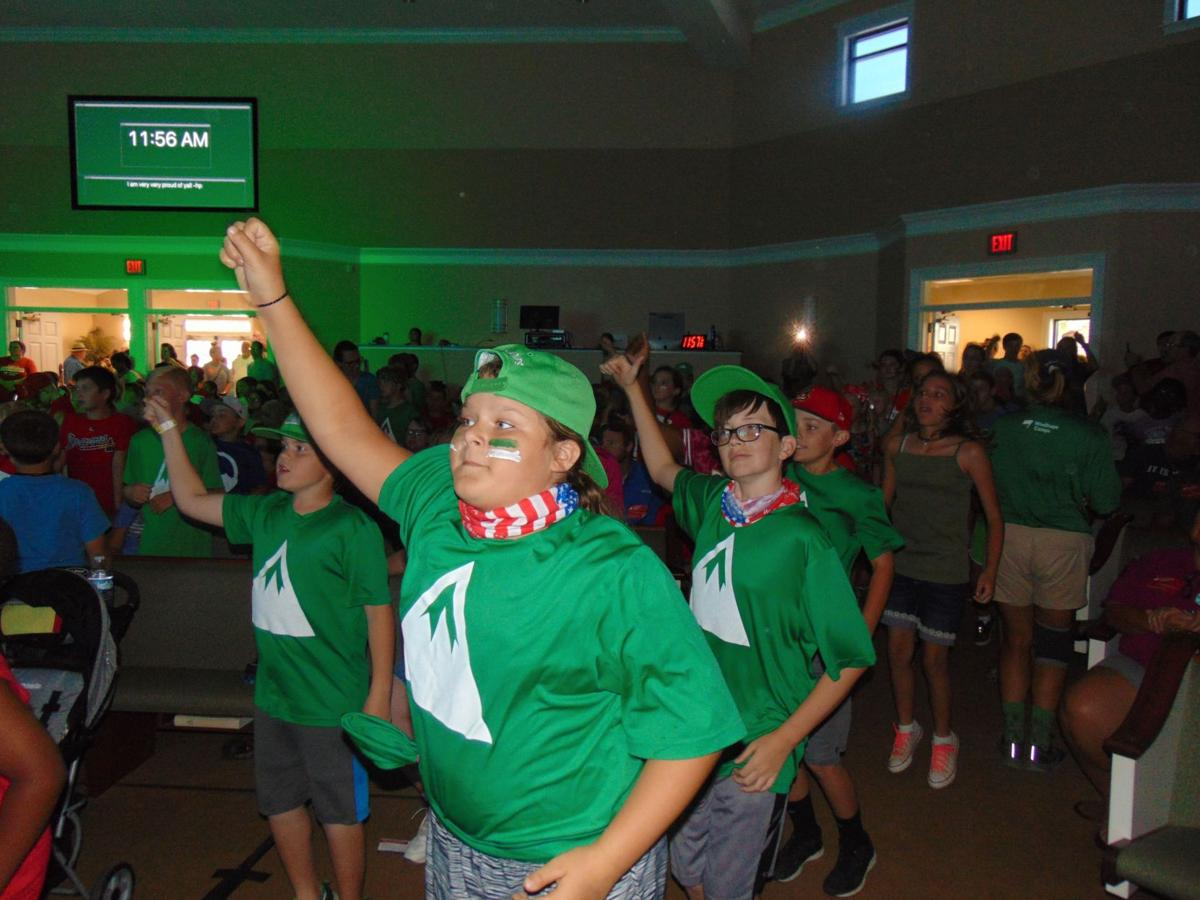 Community camp brings kids from across Rome and Floyd County