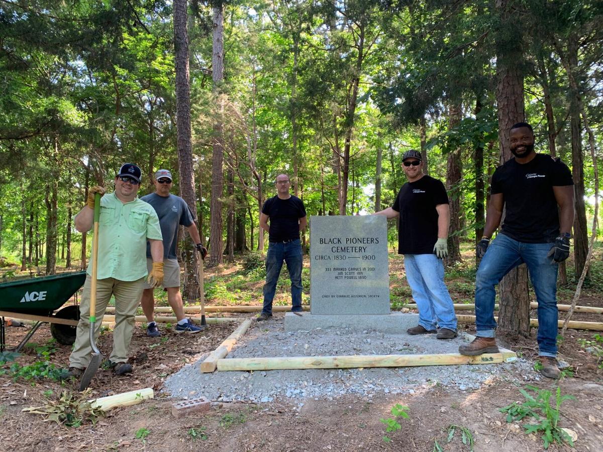 Black Pioneers Cemetery