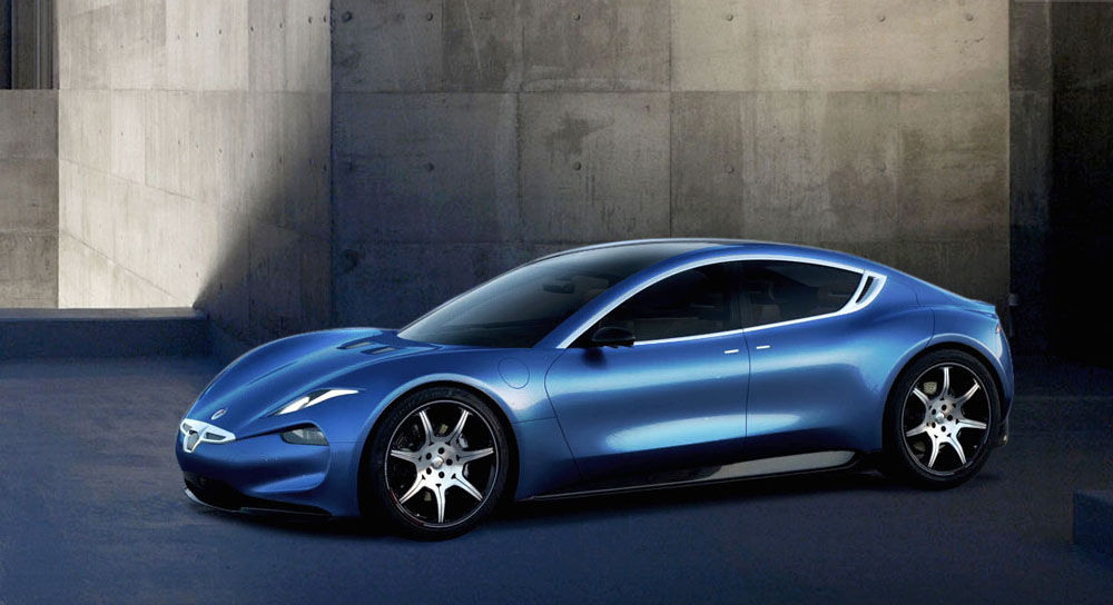 Fisker Inc. EMotion