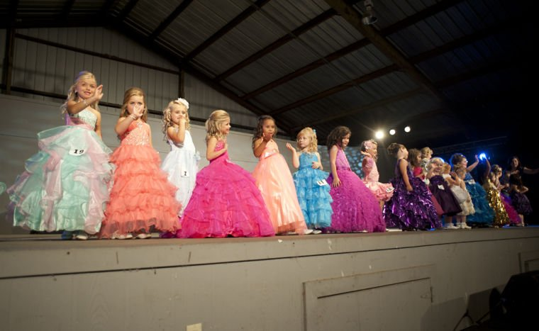 Wee Little Miss Coosa Valley Fair Pageant - Rome News ...