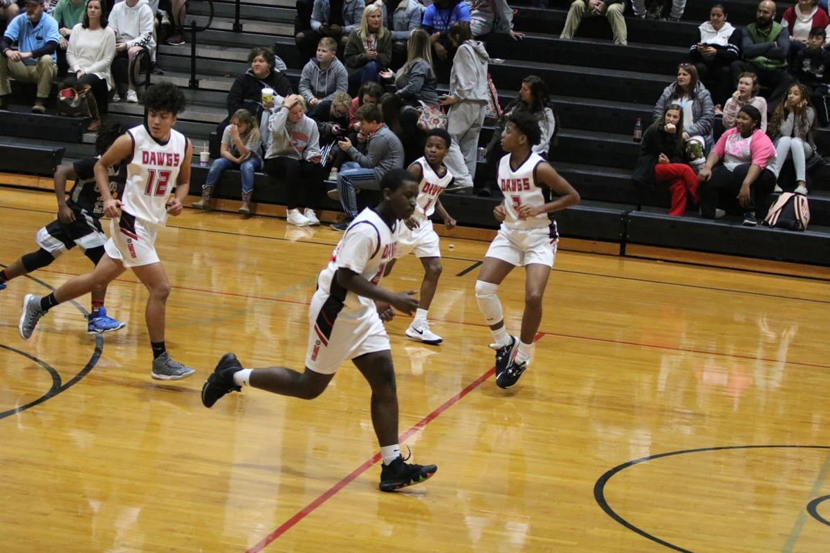 Cedartown Middle Basketball 2019