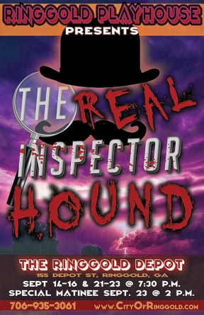 """""""The Real Inspector Hound"""""""