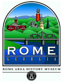 Rome Area History Museum logo