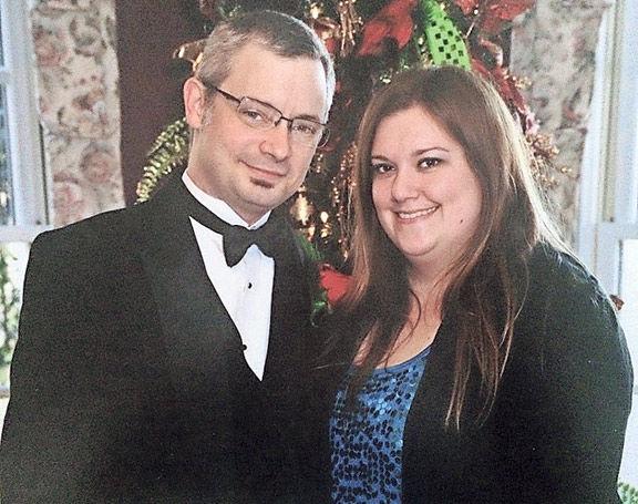 Darren Weeks and his wife Keri