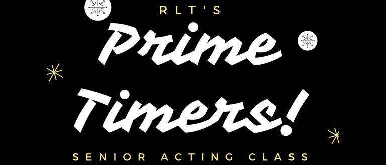RLT Prime Timers classes to start in the new year