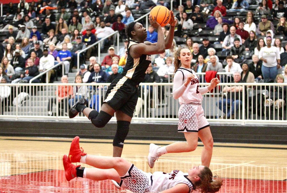 Rockmart-Chattooga Girls Basketball