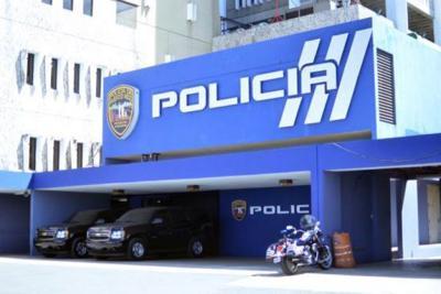 Policia de Puerto Rico - Cuartel General - febrero 27 2019
