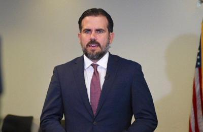 Rossello - gobernador - Foto suministrada - junio 17 2019