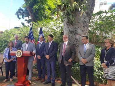 El gobernador firmó el proyecto el lunes.