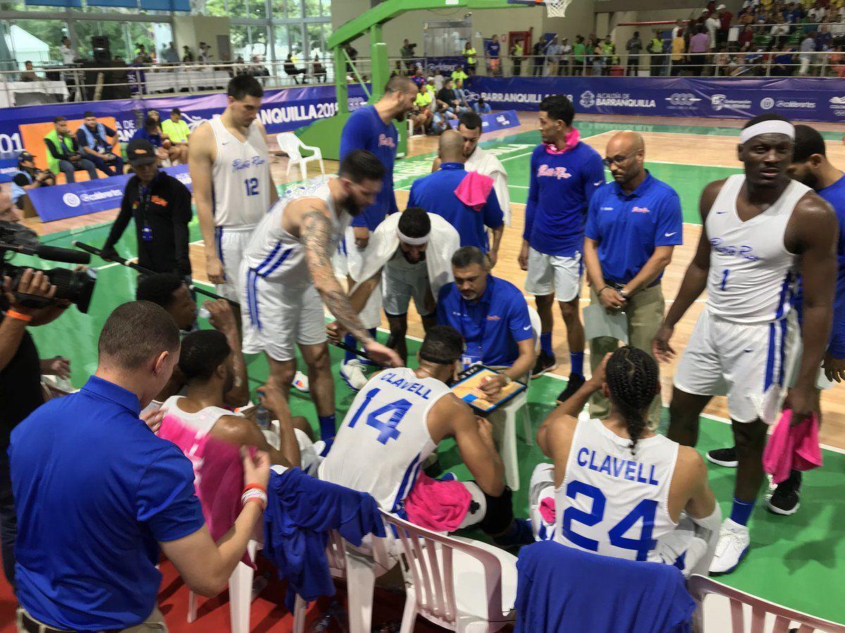 VIDEO: Equipo de baloncesto boricua arrasa con el oro en los Centroamericanos Barranquilla 2018