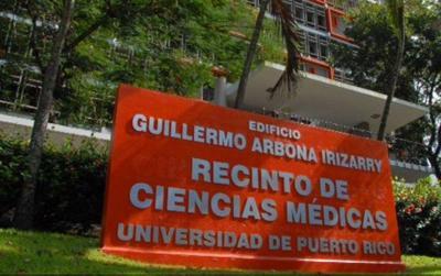 Ciencias Medicas UPR - Foto suministrada - abril 24 2019