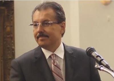 Juan Zaragoza ex secretario de Hacienda - enero 30 2019
