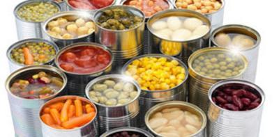 Alimentos - comida - enlatados - enero 15 2019