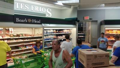 FOTOS: Alarma por escasez de productos de primera necesidad en supermercados