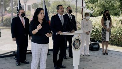Pedro Pierluisi - Gobernador - 3 de mayo