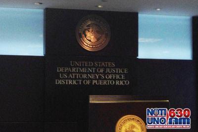 Fiscalia federal - podio - conferencia - Foto NotiUno