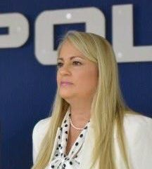 Wanda Vázquez Garced, secretar...