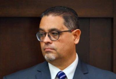 Osvaldo Soto - secretario de Asuntos Publicos de La Fortaleza - Foto via Twitter - febrero 20 2020